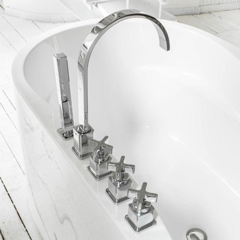Vasca da bagno freestanding 170x80 Fenice rubinetteria, ottimo prezzo