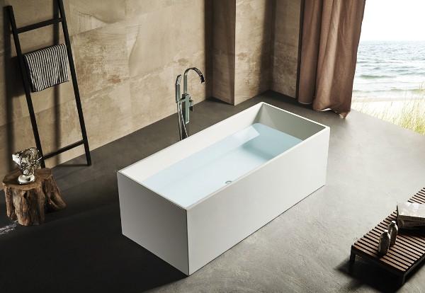 Vasca da bagno freestanding 170x75cm polaris - Vasca da bagno freestanding ...