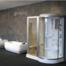 showroom VirtualBazar schio ottimi prezzi ottimi prodotti saune boxdoccia vasche idromassaggio