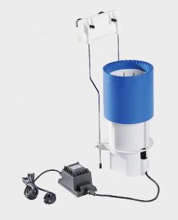 Skimmer filtrazione acqua
