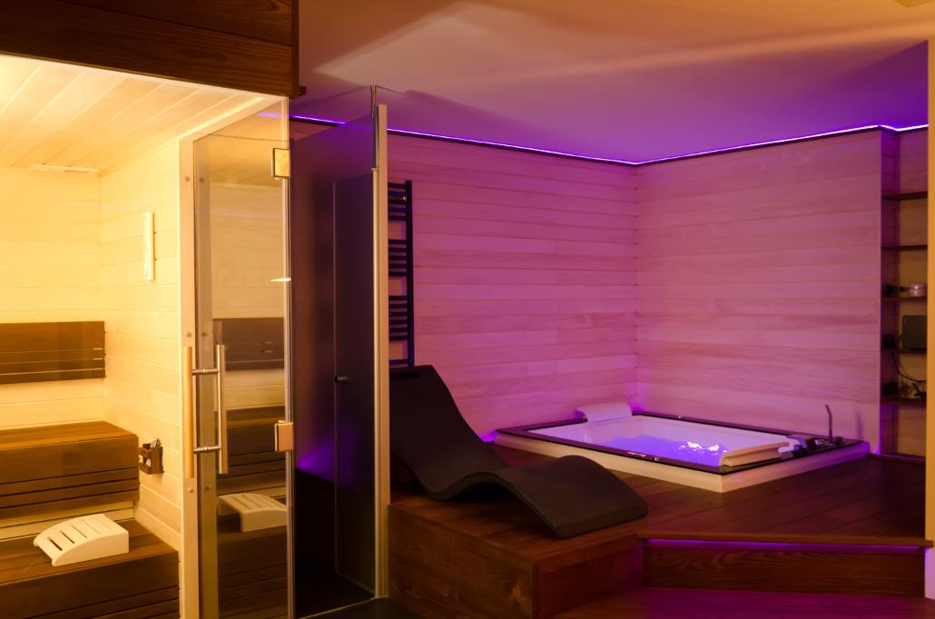realizzazione wellness su misura spa e sauna a casa tua