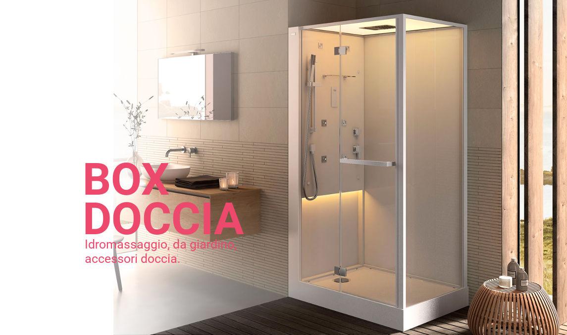 Cabina Doccia Prezzi Napoli.Box Doccia Box Doccia Idromassaggio A Prezzi Imbattibili